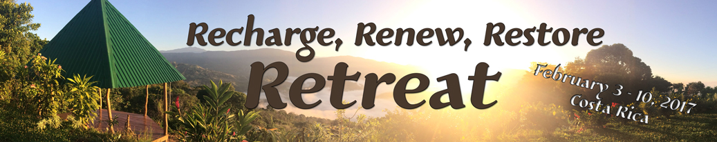 Recharge, Renew, Restore Retreat